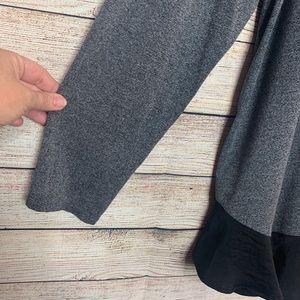 LOGO by Lori Goldstein Tops - LOGO by Lori Goldstein Gray Long Sleeve Tunic